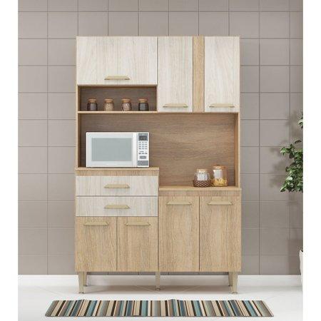 Cozinha Compacta Fellicci Dora CD09