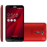 Smartphone Asus ZenFone 2 Laser 6'', 4G, 32GB, 13MP, Dual, Vermelho - ZE601KL