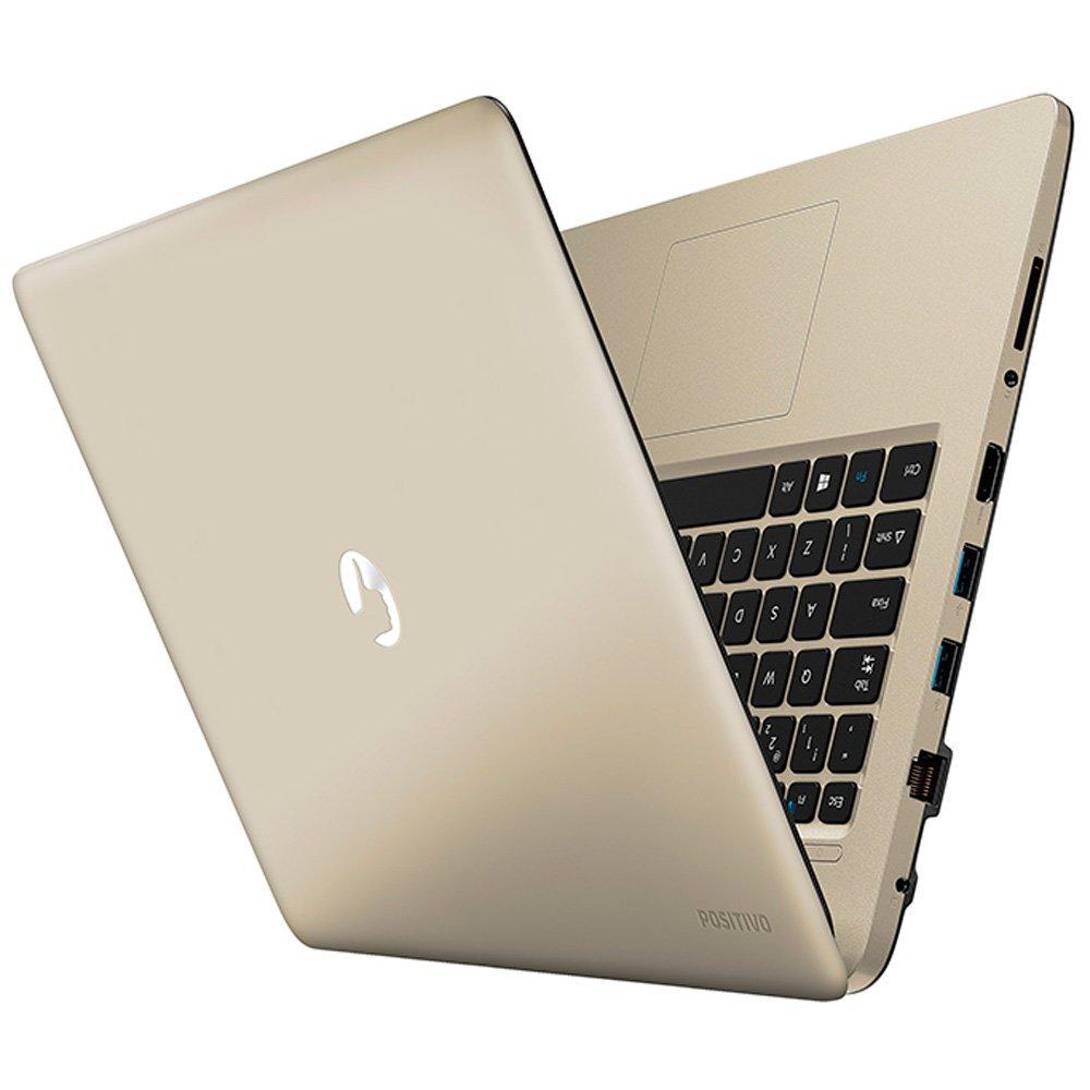 Notebook samsung lojas colombo - Notebook Positivo Stilo Colors Processador Intel Atom Dourado Xc 3552 Colombo