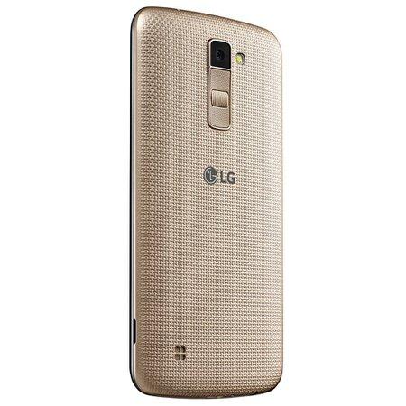 LG K10 K430 Dourado