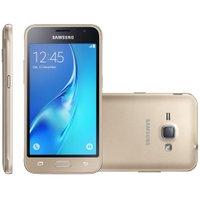 Samsung Galaxy J1 2016 Dourado