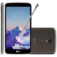 Smartphone LG K10 Pro Titânio