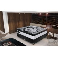 Cama Box Super King Gazin Intense 193x203