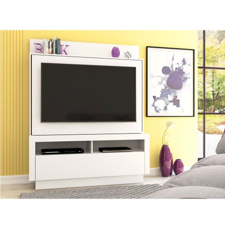 Estante Home Theater Madetec Rafael