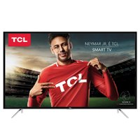 Smart TV LED 43 TCL, 3 HDMI, 2 USB, com Wi-Fi - L43S4900FS