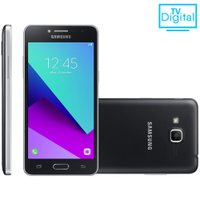 Smartphone Samsung Galaxy J2 Prime TV, Dual, 16GB, 8MP, 4G, Preto - G532