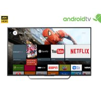 Ultra HD TV LED 65'' Sony, 4K, 4 HDMI e 3 USB, Wi-Fi - KD-65X7505D