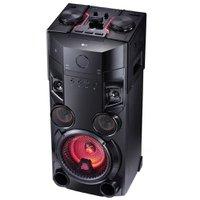 Mini System LG, 500W RMS, Multi Bluetooth, com Controle Remoto - OM5560