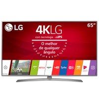 Ultra HD TV LED LG 65'' Ultra Slim, 4K, DTV, 4 HDMI, 2 USB - 65UJ6585