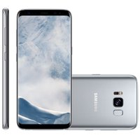 Smartphone Samsung Galaxy S8, 64GB, Dual Chip, 12MP, 4G, Prata - G950F