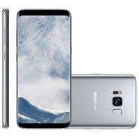 Smartphone Samsung Galaxy S8, 64GB, Dual Chip, 12MP, 4G, Prata - G950F