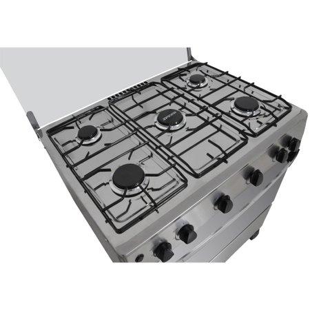 Fogão a Gás Venax Inox PCS560