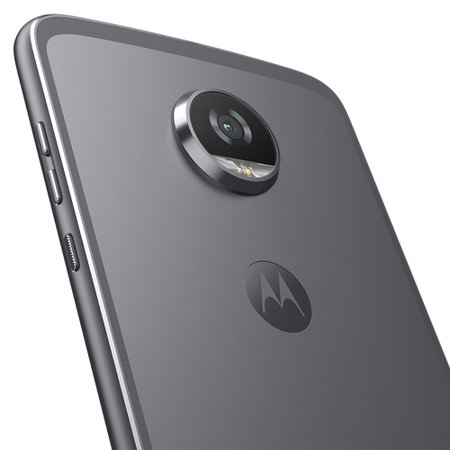 Moto Z2 Play Motorola Platinum