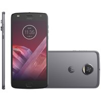 Moto Z2 Play Power Motorola Platinum
