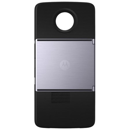 Moto Z2 Play Projector Motorola Platinum