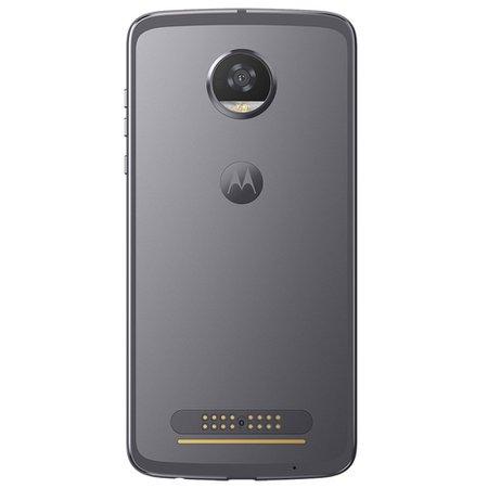 Moto Z2 Play Câmera Motorola Platinum