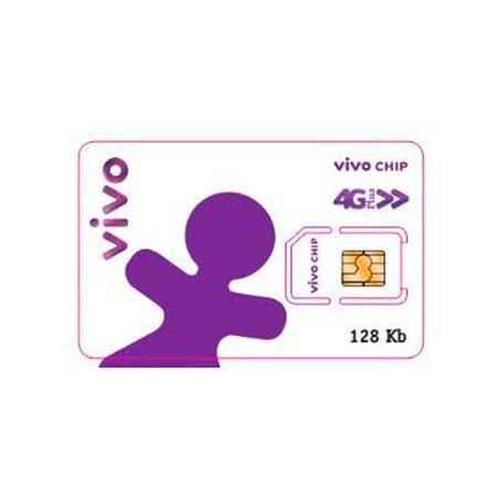 Chip Vivo 4G Triplo Corte
