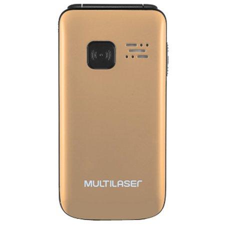 Celular Multilaser Dourado P9043