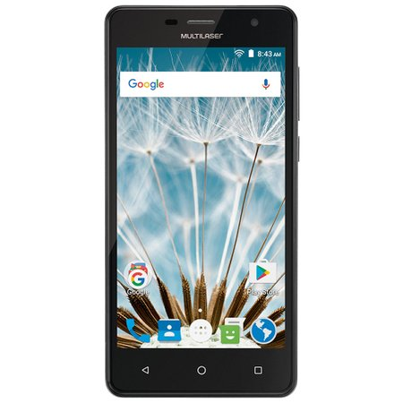 Smartphone Multilaser MS50S Preto