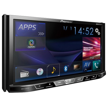 Car stereos with bluetooth and gps