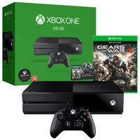 Xbox One 500GB, Wi-Fi + Gears of War 4