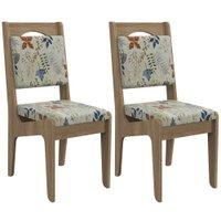 Kit 2 Cadeiras Kappesberg - CAD105