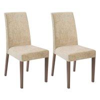 Kit com 2 Cadeiras Madesa Estocolmo - 4129