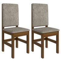 Kit 2 Cadeiras Zamarchi - 2012