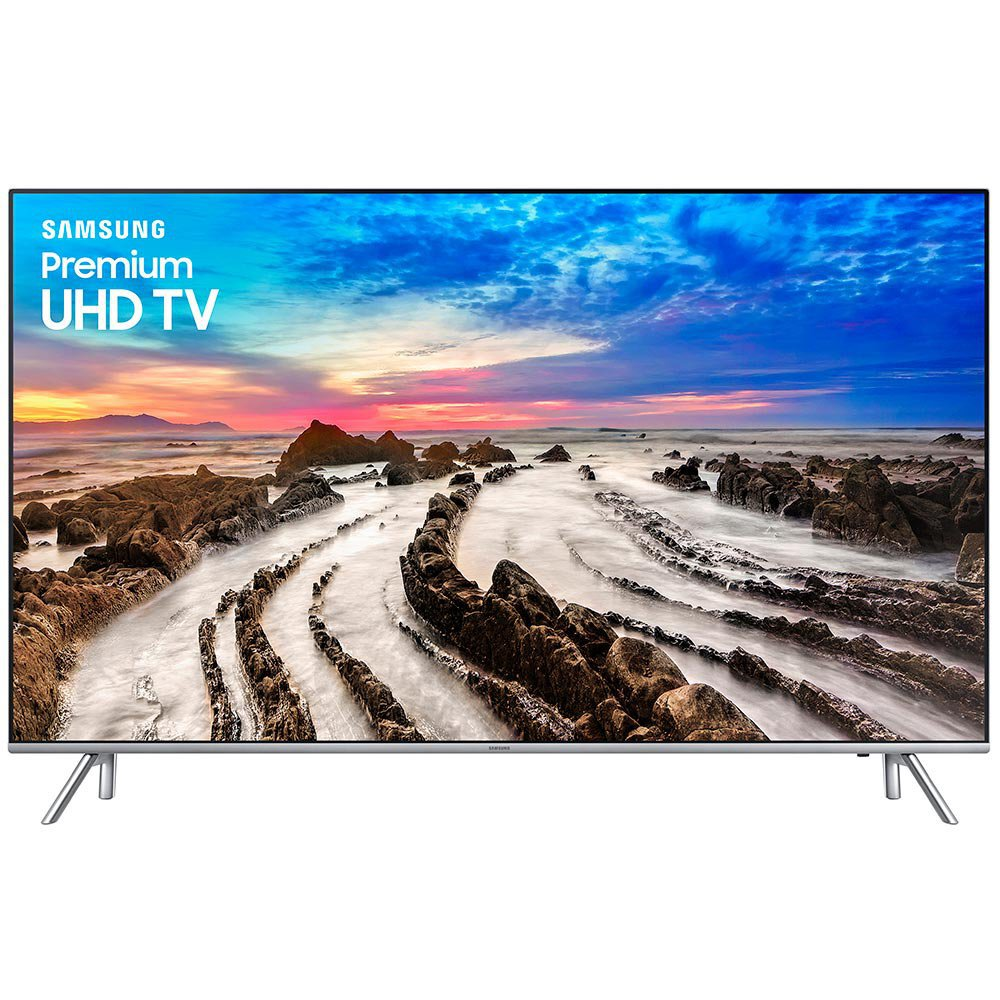 503cfa97e Smart TV Ultra HD LED 55   Samsung
