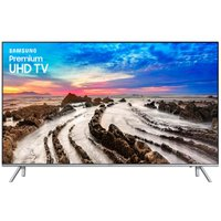 Smart TV Ultra HD LED 55'' Samsung, 4K, 4 HDMI, 3 USB, com Wi-Fi - UN55MU7000G