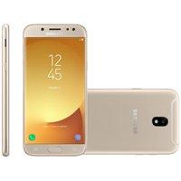 Smartphone Samsung Galaxy J5 Pro, 32GB, Dual, 13MP, 4G, Dourado - SM-J530G