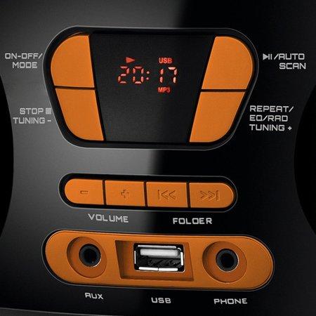 Rádio Portátil Mondial BX-19