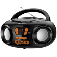 Rádio Portátil Mondial, Entrada USB, Bluetooth®, Display Digital - BX-19