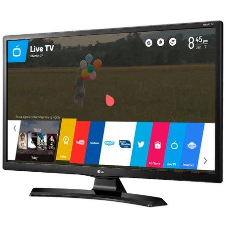Smart TV Monitor LCD LED 27,5'' LG, 2 HDMI, 1 USB – 28MT49S-PS