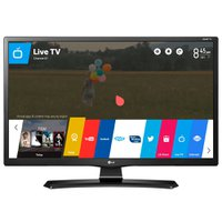 Smart TV Monitor LCD LED LG 27,5'', 2 HDMI, 1 USB - 28MT49S-PS