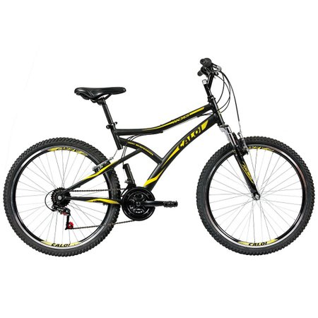 Bicicleta Caloi Andes 2