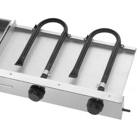 Chapa Bifeteira Compact CB100