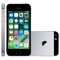 iPhone SE Apple 32GB 12MP 4G Single Chip Cinza Espacial