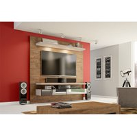 Estante Home Theater Suspenso Dalla Costa 2 Gavetas TB107E