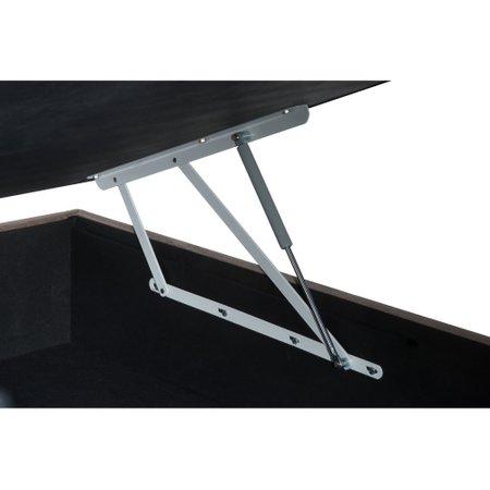 Base para Cama Box Casal com Baú S. Design para Colchão de 138 cm – 1400