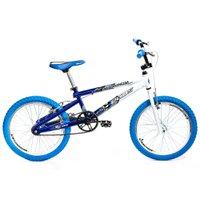 Bicicleta Enzo Ecos Branco com Azul