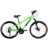 Bicicleta Enzo Gios Verde