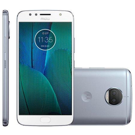 Smartphone Motorola Moto G5S Plus, 32GB, Dual, 4G, Azul Topázio - XT1802