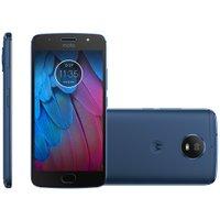 Smartphone Motorola Moto G5S Azul Safira XT1792