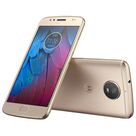 Smartphone Motorola Moto G5S Ouro XT1792