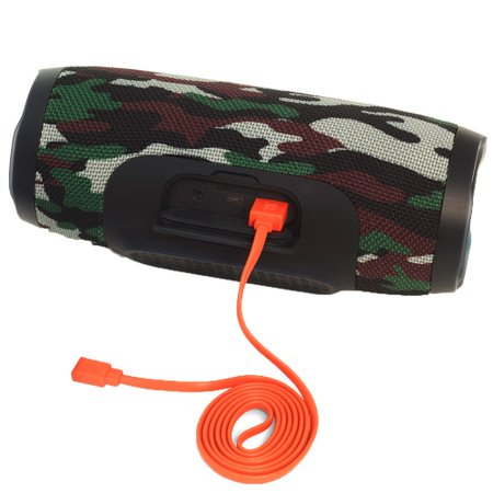Caixa Som JBL Charge 3 Squad