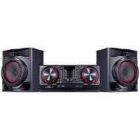Mini System LG, 440W RMS, Multi Bluetooth, com Controle Remoto - CJ44