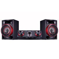 Mini System LG, 1800W RMS, Multi Bluetooth, com Controle Remoto - CJ87