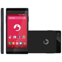Smartphone Positivo Selfie Preto S455