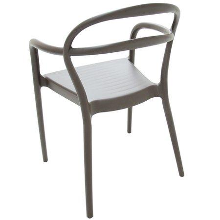 Cadeira Tramontina Marrom 92045/109